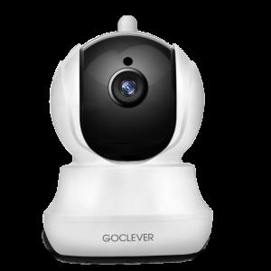 Camara Segurança GoClever EYE 4 Wifi Visao Noturna