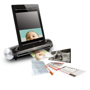 NOT ONLY TV - ISCANNER PARA IPAD - PRETO