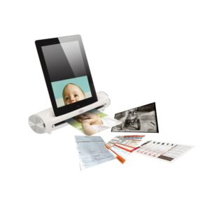 NOT ONLY TV - ISCANNER PARA IPAD - BRANCO