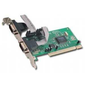 PLACA PCI DE ADICIONAR 2 PORTAS SERIE (RS232)