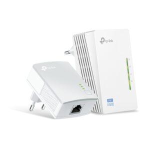 Powerline TP-LINK Wifi AV600 Conjunto 2 Uni