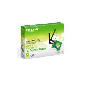 Placa de Rede TP-Link Pci-e Wireless 300Mbits