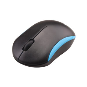 Rato Wireless 2HIX MW5 Preto Azul