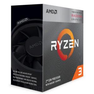 Processador AMD Ryzen 3 3200G AM4 3.6Ghz